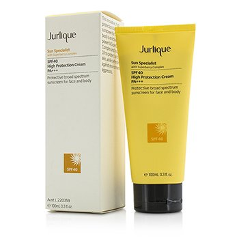 Jurlique Sun Specialist High Protection Cream SPF40 PA+++  100ml/3.3oz