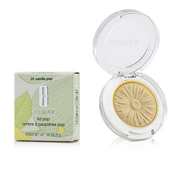 Clinique Cień do powiek Lid Pop - # 01 Vanilla Pop  2g/0.07oz