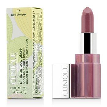 Pop Glaze Sheer Lip Colour + Primer   3.9g/0.13oz