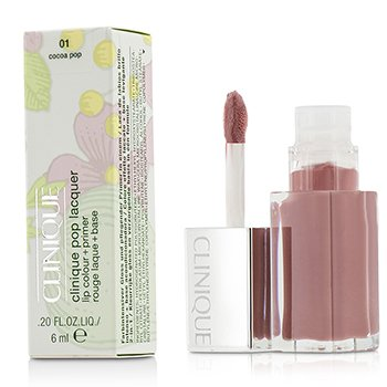 Pop Lacquer Lip Colour + Primer   6ml/0.2oz