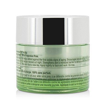 Superdefense Night Recovery Moisturizer - For Combination Oily To Oily  50ml/1.7oz