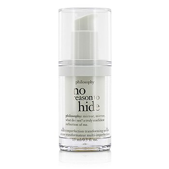 No Reason To Hide Multi-imperfection Transforming Serum - Travel Size (Unboxed)  15ml/0.5oz