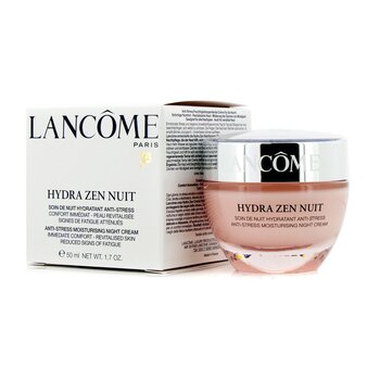 Hydra Zen Anti-Stress Moisturising Night Cream - All Skin Types  50ml/1.7oz