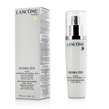 Lancome Hydra Zen Anti-Stress Moisturising Fluid SPF30 - All Skin Types  50ml/1.69oz