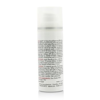 UV Daily Moisturizing Facial Sunscreen SPF 40 - For Normal, Combination & Post-Procedure Skin - Tinted  48g/1.7oz