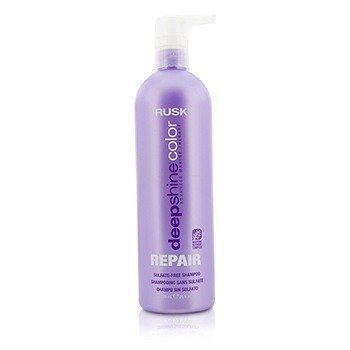 Rusk Deepshine Color Repair Sulfate-Free Shampoo  739ml/25oz