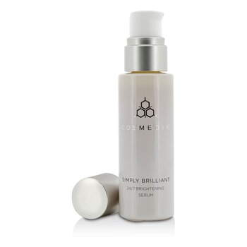 CosMedix Simply Brilliant 24/7 Brightening Serum  30ml/1oz