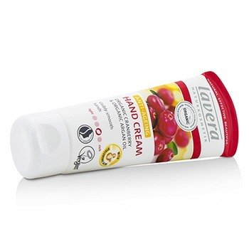 Organic Cranberry & Argan Oil Anti-Ageing Hand Cream 75ml/2.5oz