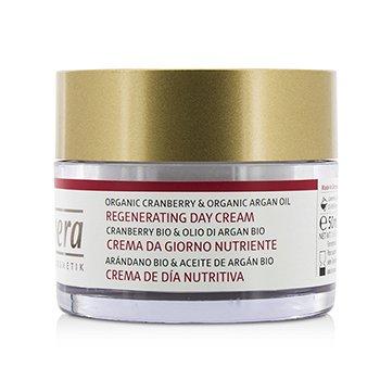 Organic Cranberry & Argan Oil Regenerating Day Cream  50ml/1.6oz