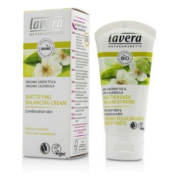 Organic Green Tea & Calendula Mattifying Balancing Cream - For Combination Skin  50ml/1.7oz