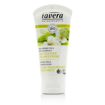 Lavera Crema Matificante Caléndula & Té Verde Orgánico (Para Piel Mixta)  50ml/1.7oz