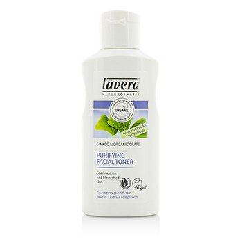 Organic Ginkgo & Grape Purifying Facial Toner - For Combination & Blemished Skin  125ml/4.1oz