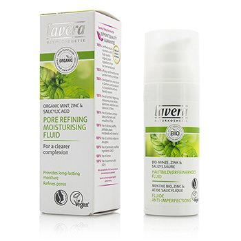 Organic Mint Pore Refining Moisturising Fluid  50ml/1.6oz