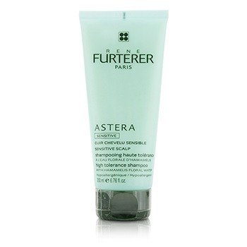 Rene Furterer Astera High Tolerance Sensitive Shampoo - For Sensitive Scalp (Unboxed)  200ml/6.76oz