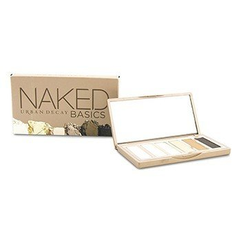 Naked Basics Eyeshadow Palette: 6x Eyeshadow (Crave, Faint, Foxy, Naked2, Venus, Walk of Shame)  6x1.3g/0.05oz