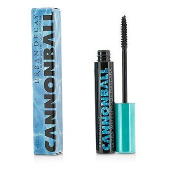 Urban Decay Cannonball Ultra Waterproof Mascara - Black  11ml/0.37oz