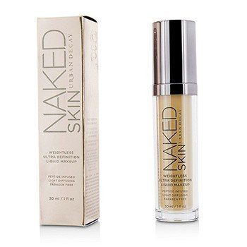 Urban Decay Naked Skin Weightless Ultra Definition Liquid Makeup - #0.5  30ml/1oz