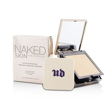 Urban Decay Naked Skin Ultra Definition Pressed Finishing Powder - Naked Medium Light  7.4g/0.26oz