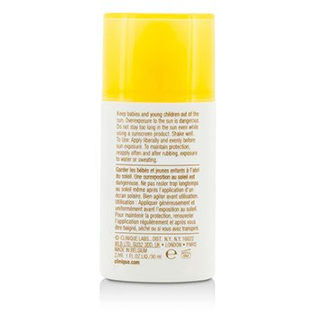Mineral Sunscreen Fluid For Face SPF 50 - Sensitive Skin Formula  30ml/1oz
