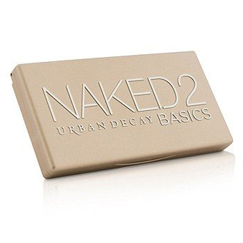 Naked 2 Basics Eyeshadow Palette: 6x Eyeshadow (Cover, Frisk, Primal, Skimp, Stark, Undone)  6x1.3g/0.05oz