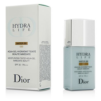 Christian Dior Hydra Life Water BB Humectante Color  Aqua-Gel SPF 30 - # 030  30ml/1oz