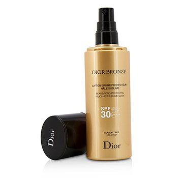 Dior Bronze Beautifying Protective Milky Mist Sublime Glow SPF 30 For Face & Body  125ml/4.2oz
