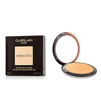Guerlain Terracotta The Bronzing Powder (Bronceado Natural y Larga Duración) - No. 03 Natural Brunettes  10g/0.35oz