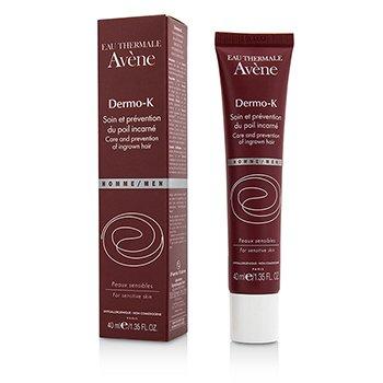 Avene Homme Dermo-K - Care and Prevention of Ingrown Hair, For Sensitive Skin (Exp Date: 10/2016)  40ml/1.35oz