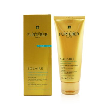 Solaire Intense Nourishing Repair Mask with Jojoba Wax (For Damaged Hair)  100ml/3.38oz