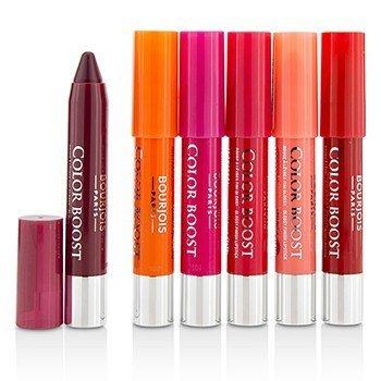 Colorboost Glossy Finish Lipstick Set  6pcs