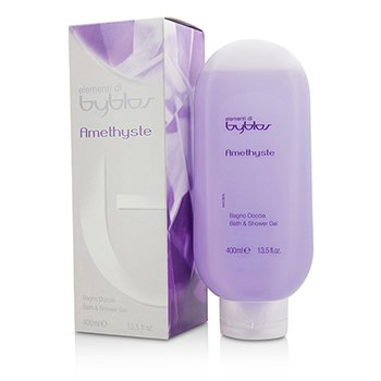 Byblos Amethyste Bath & Shower Gel  400ml/13.5oz