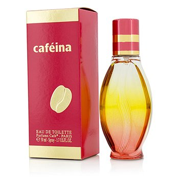 Cafe Cafe Cafeina Eau De Toilette Spray  50ml/1.7oz