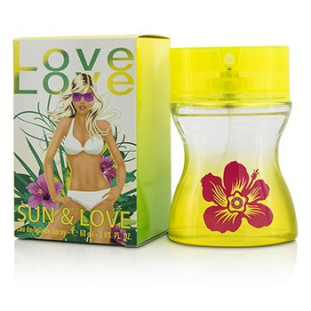 Sun & Love Eau De Toilette Spray  60ml/2oz