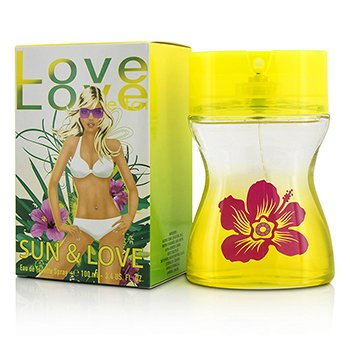 Sun & Love Eau De Toilette Spray  100ml/3.4oz