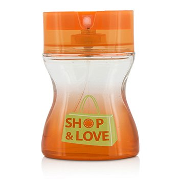 Shop & Love Eau De Toilette Spray  60ml/2oz
