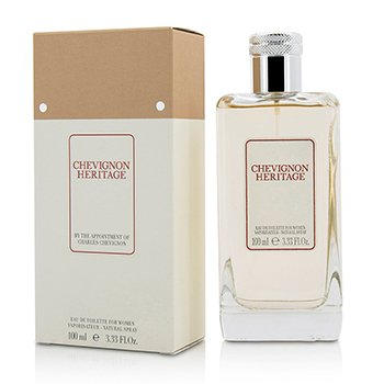 Heritage Eau De Toilette Spray  100ml/3.33oz