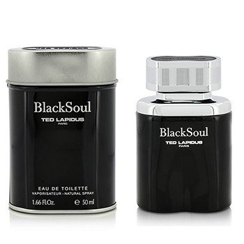 Ted Lapidus Black Soul Eau De Toilette Spray  50ml/1.66oz