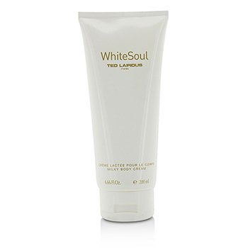 White Soul Milky Body Cream  200ml/6.66oz