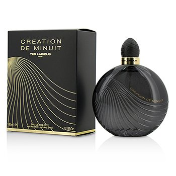 Ted Lapidus Creation De Minuit Eau De Toilette Spray  100ml/3.33oz