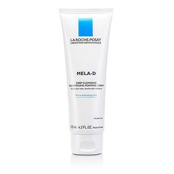 New Mela-D Deep Cleansing Brightening Foaming Cream (Unboxed) 125ml/4.2oz