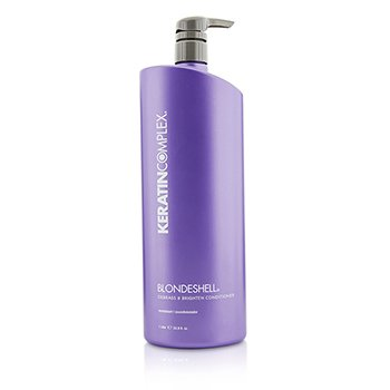 Keratin Complex Blondeshell Debrass & Brighten Conditioner (MFR: APR 2014)  1000ml/33.8oz