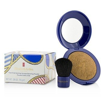 Elizabeth Arden Pure Finish Summer Escape Polvo Bronceador - # 02 Deep Glow  7.5g/0.26oz
