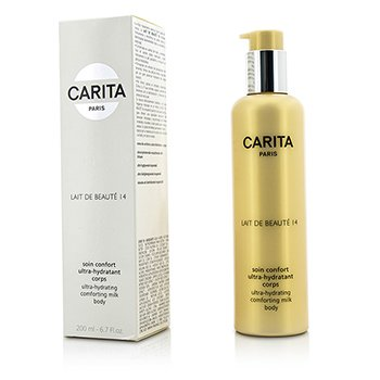 Carita Lait De Beaute 14 Ultra-Hydrating Comforting Milk For Body  200ml/6.7oz