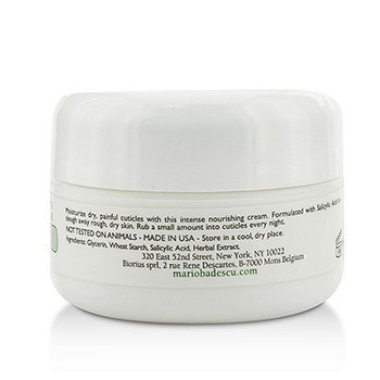 Cuticle Cream - For All Skin Types  14ml/0.5oz