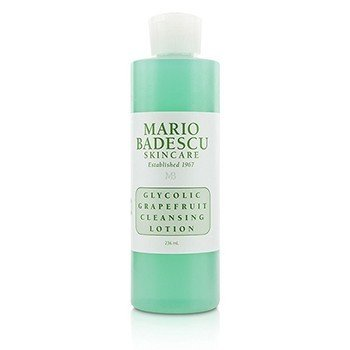 Mario Badescu Glycolic Grapefruit Cleansing Lotion - For Combination/ Oily Skin Types  236ml/8oz