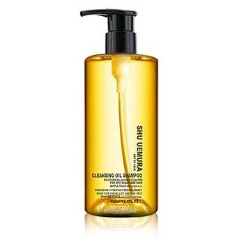 Cleansing Oil Shampoo Moisture Balancing Cleanser (Supple Touch - Dry Scalp and Hair)  400ml/13.4oz