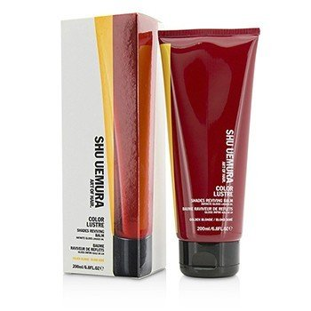 Shu Uemura Color Lustre Shades Bálsamo Resucitador - # Golden Blonde  200ml/6.8oz