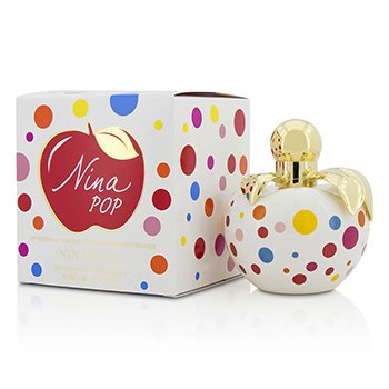 Nina Pop Eau De Toilette Spray (10th Birthday Edition)  80ml/2.7oz