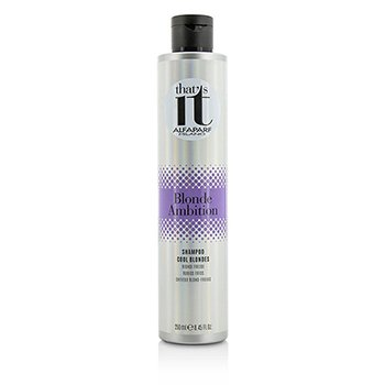 AlfaParf That's It Blonde Ambition Champú (Para Rubios Fríos)  250ml/8.45oz