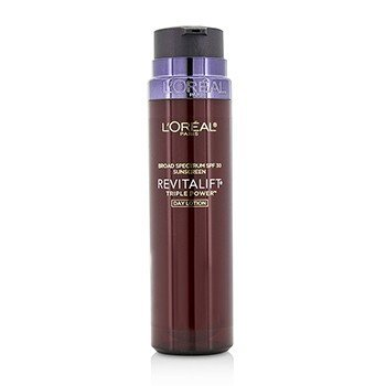 L'Oreal RevitaLift Triple Power Day Lotion SPF 30 (Unboxed)  50ml/1.7oz